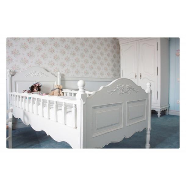Ліжко з перилами 90 • 190