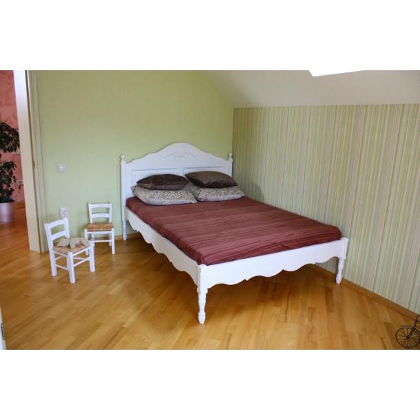 Ліжко двоспальне без ізніжжя 180 • 200